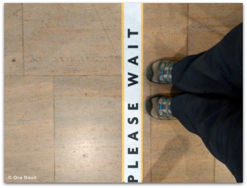 נעלי טיולים - טרק - סובב מון בלאן