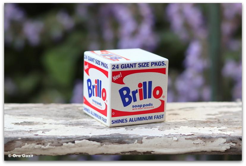 "brillo box - שטוקהולם - מזכרות מחו""ל"