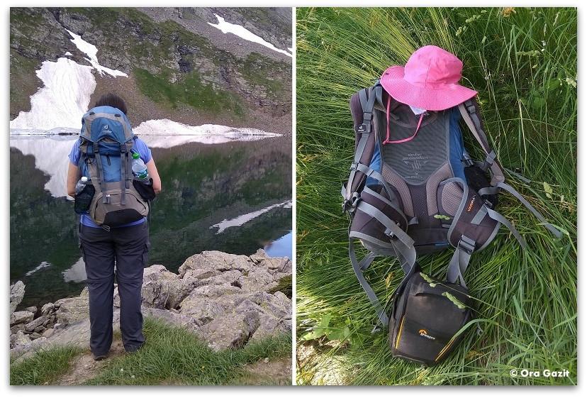 ציוד טיולים - שבעת האגמים - טרק הרי רילה בולגריה - יומן מסע