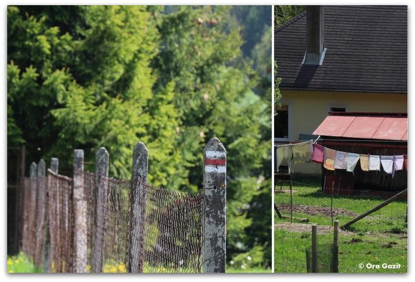 סימון שביל - טרק - גן העדן הסלובקי - סלובקיה