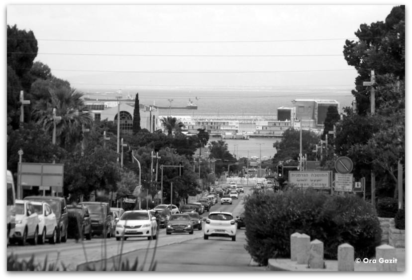 המושבה הגרמנית חיפה - טיול בחיפה - מסלול 1000 המדרגות