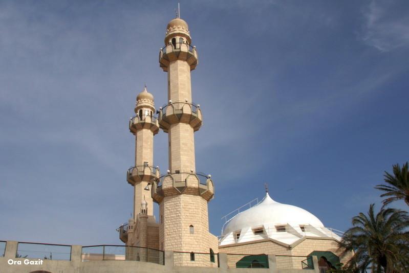 מסגד מחמוד - כבאביר - שביל חיפה - טרק - טיול בחיפה