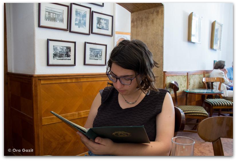 בית הקפה רוזוורם - מסעדות בבודפשט - הונגריה