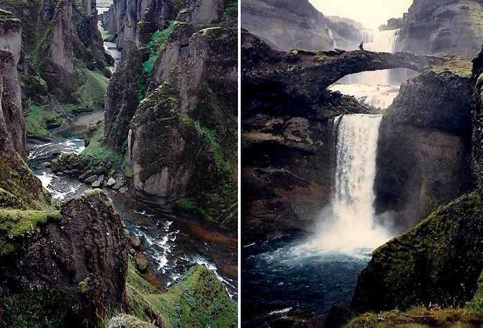 נוף, איסלנד - יומן מסע - טיול אחרי צבא