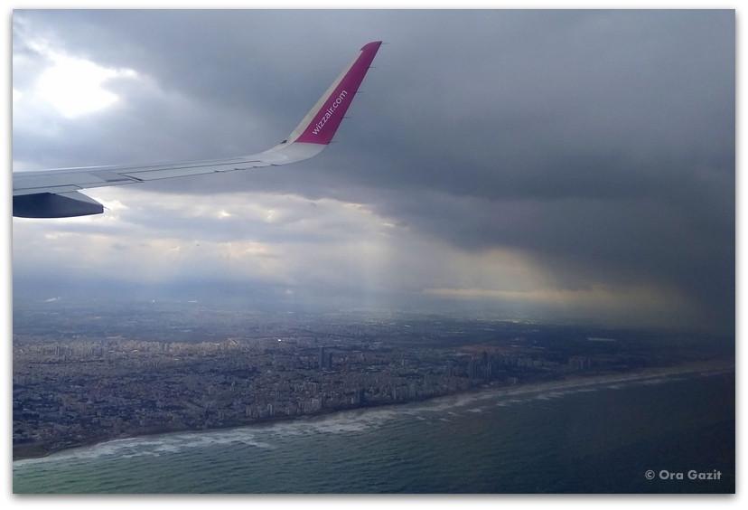 מטוס מעל קו החוף - 10 דברים שלא ידעתם עלי