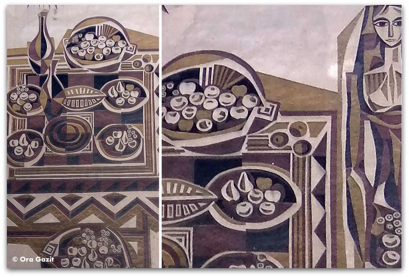 סופיה בולגריה - טיול עירוני - אמנות קיר