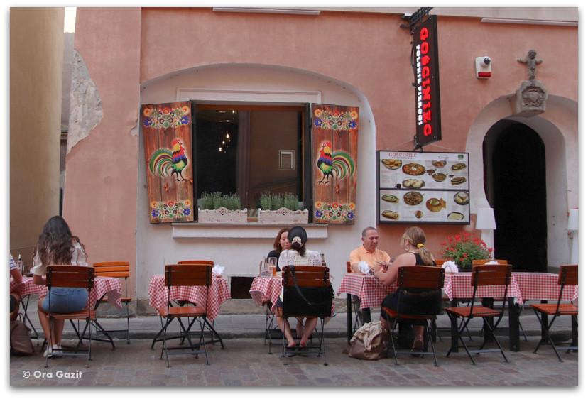 מסעדות בורשה - טיול בורשה - מה לעשות בורשה