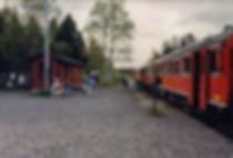רכבת, שבדיה - יומן מסע - טיול אחרי צבא