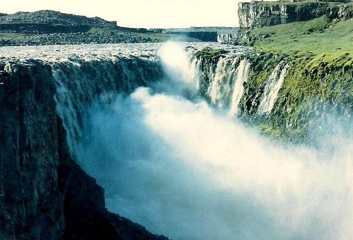 מפל, איסלנד - יומן מסע - טיול אחרי צבא