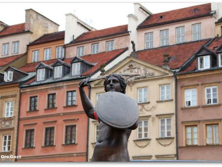 ורשה - 3 ימים, 2 נשים, עיר אחת