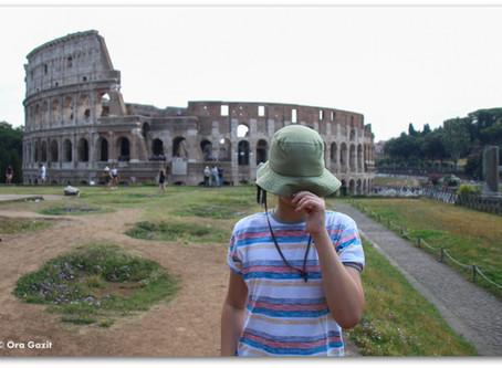 אל רומא בעקבות סטרווגנזה