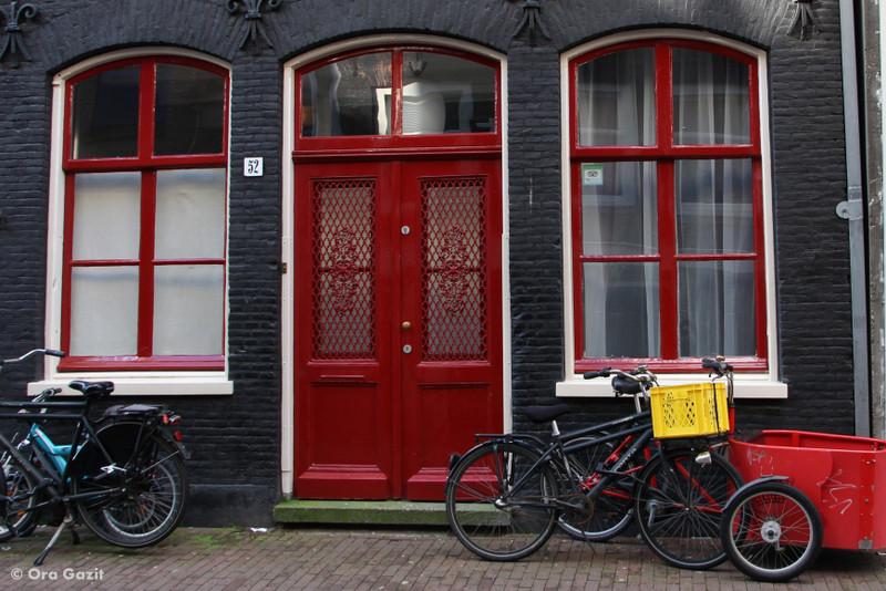 כניסה לבית - אמסטרדם המלצות - אמסטרדם בחורף