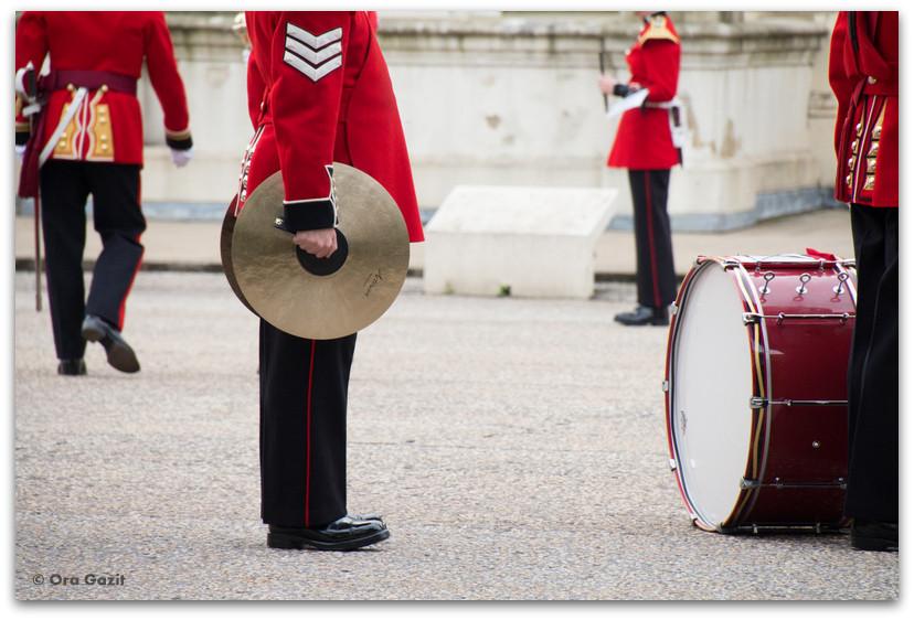 תזמורת בריטית - לונדון - יומן מסע