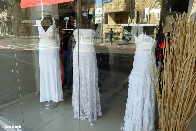 שמלות כלה - הדר - שביל חיפה - טרק - טיול בחיפה