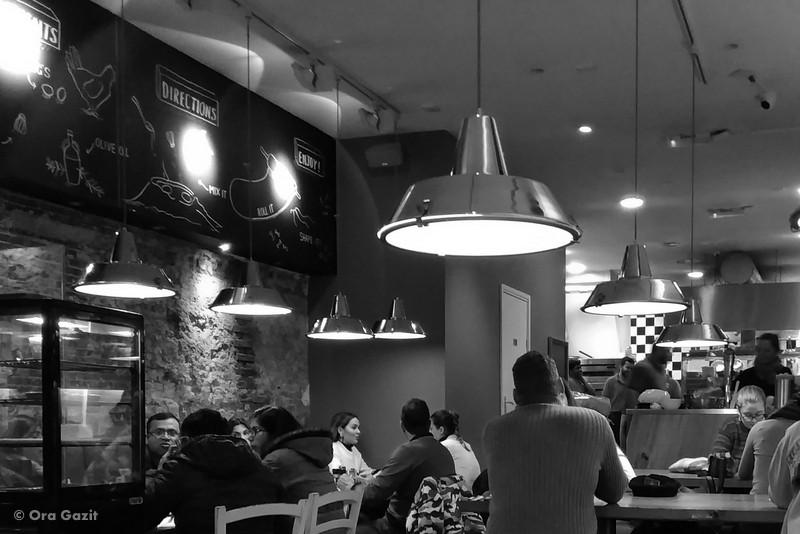מסעדה איטלקית - מסעדות באמסטרדם - אמסטרדם המלצות - אמסטרדם בחורף