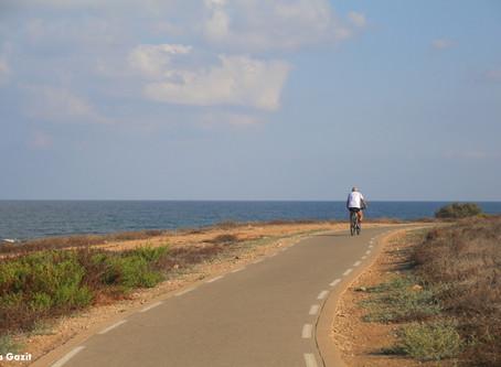 שביל חיפה | מקטע 16: לאורך הים