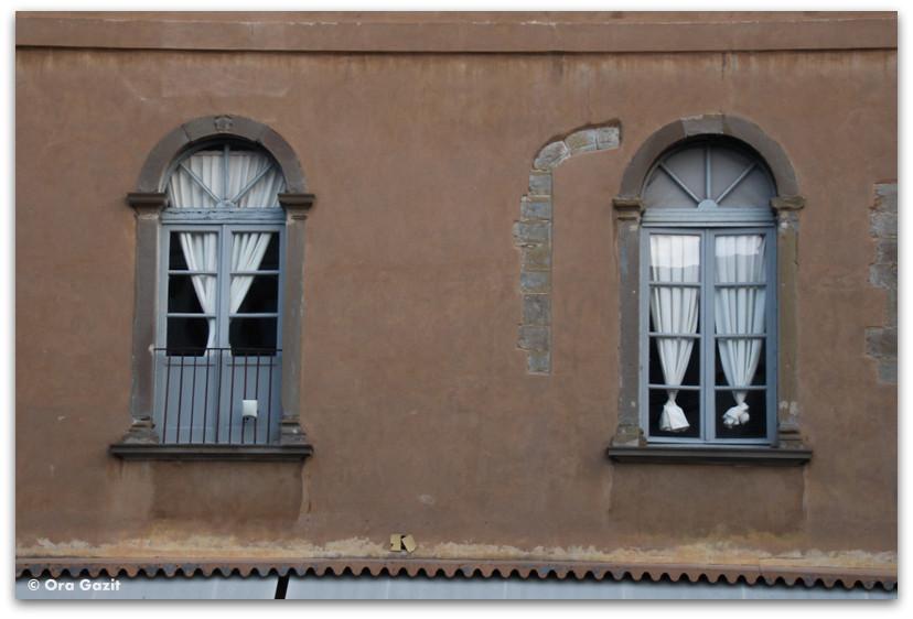 חלונות יפים - טיול בנות - ברגמו