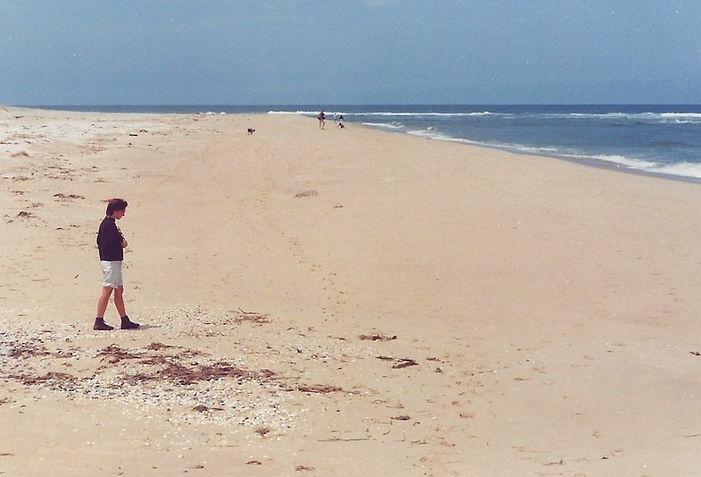 חוף הים, אוסטרליה - יומן מסע - טיול אחרי צבא