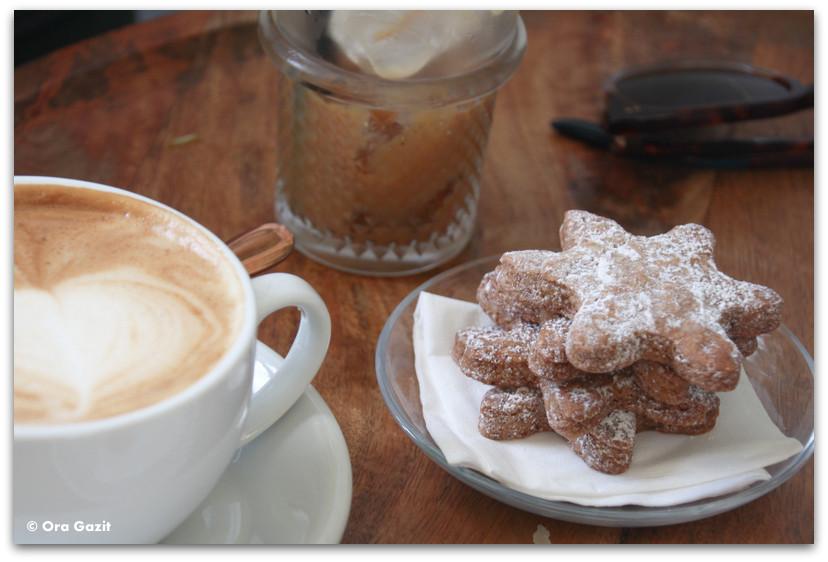 קפה ועוגיות - מסעדות בחיפה