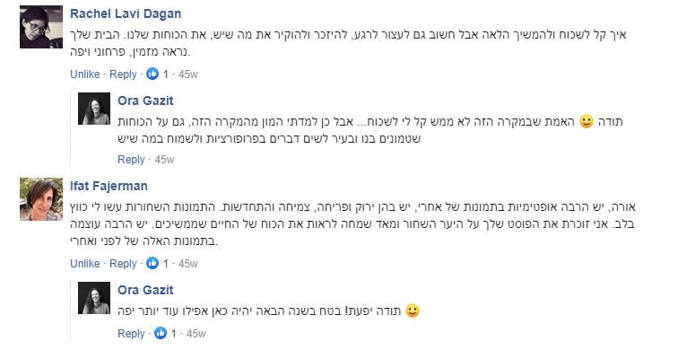 השריפה בחיפה - התמודדות עם משבר