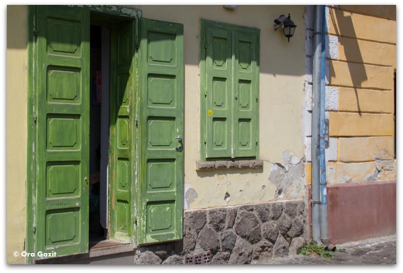 דלתות ירוקות - סנטאנדרה
