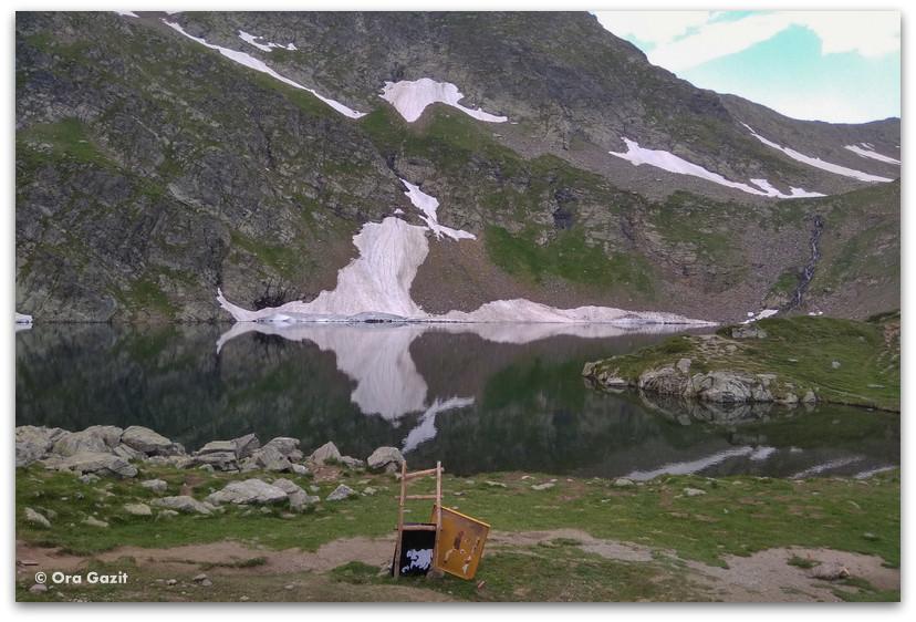 שבעת האגמים - טרק הרי רילה בולגריה - יומן מסע