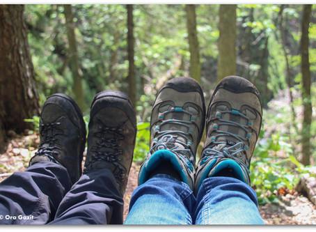 דרך הרגליים - טיולי יום - סלובקיה