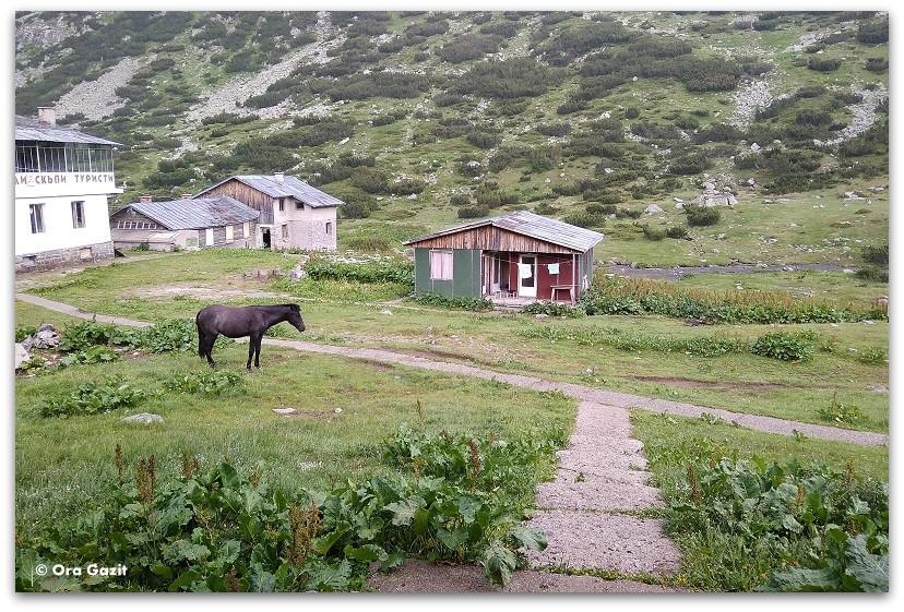 בקתת ריבני אזרה - טרק הרי רילה - טרקים בבולגריה - יומן מסע