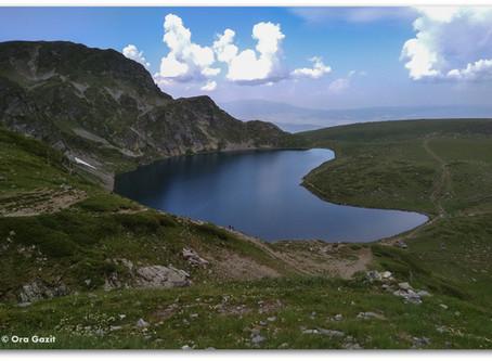 שבעת האגמים   טרק הרי רילה בולגריה   יום 1