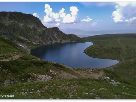 שבעת האגמים | טרק הרי רילה בולגריה | יום 1