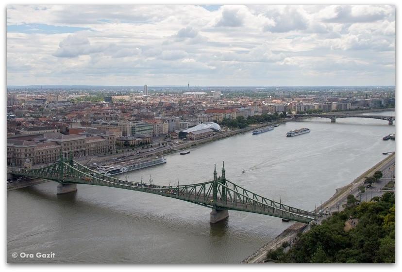 תצפית - בודפשט - הונגריה