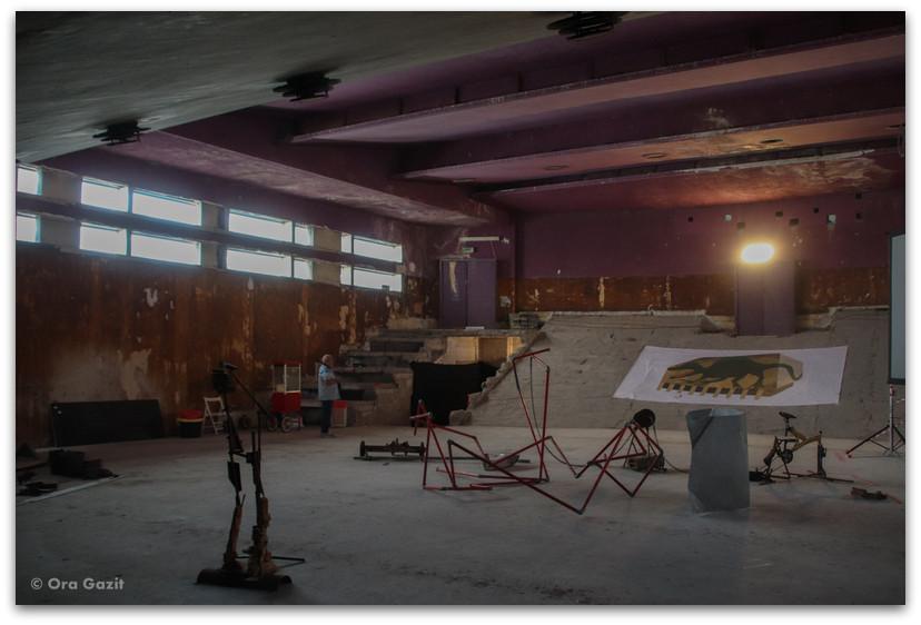 קולנוע אורה - בתי קולנוע בחיפה - סיורים בחיפה - בתים מבפנים - באוהאוס