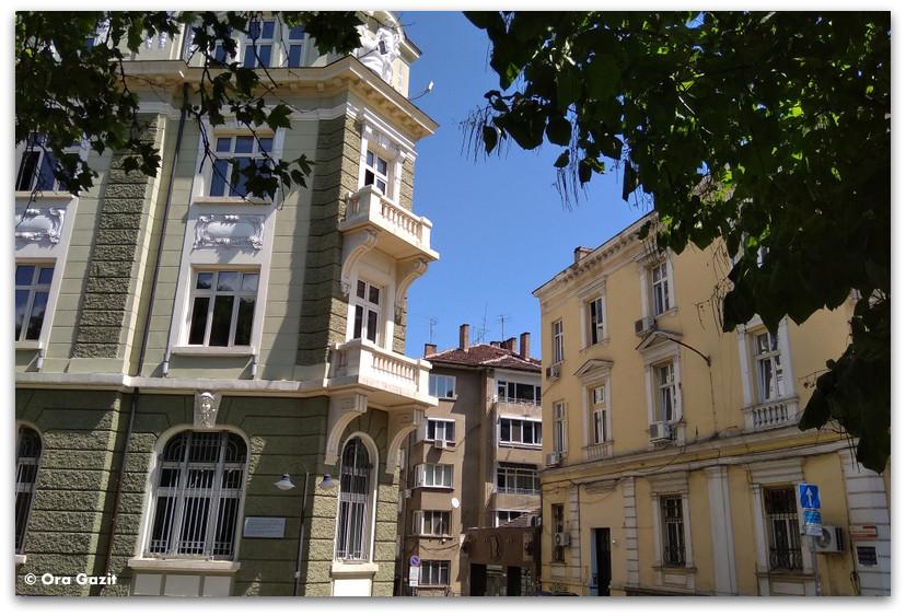 סופיה בולגריה - טיול עירוני - תמונת רחוב