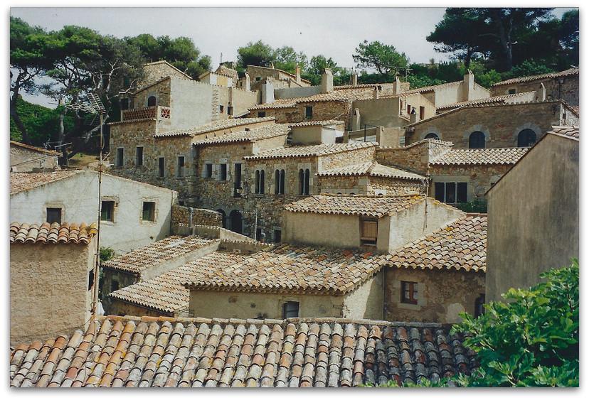 כפר בספרד - טיול משפחתי בספרד - אסון התאומים