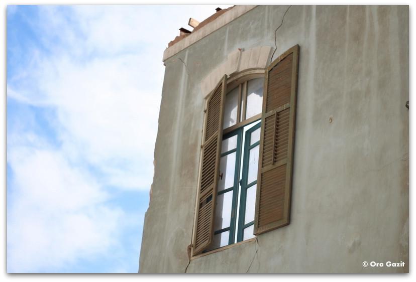 חלון - סיורים מודרכים בתל אביב - תל אביב