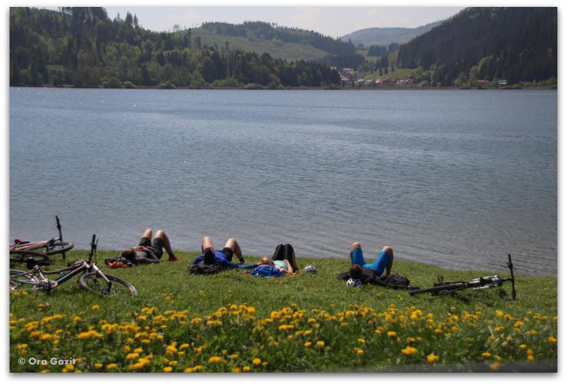 אגם - גן העדן הסלובקי - סלובקיה