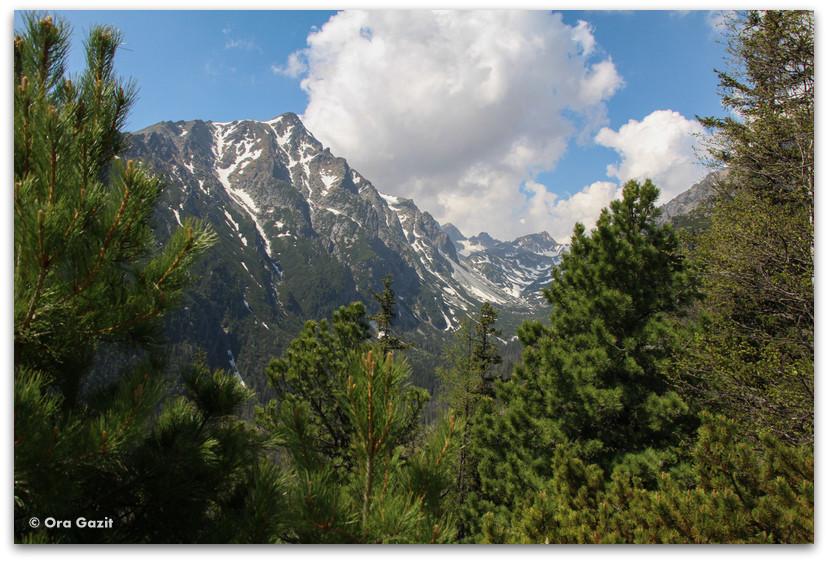 הרי הטטרה  - טרק - סלובקיה