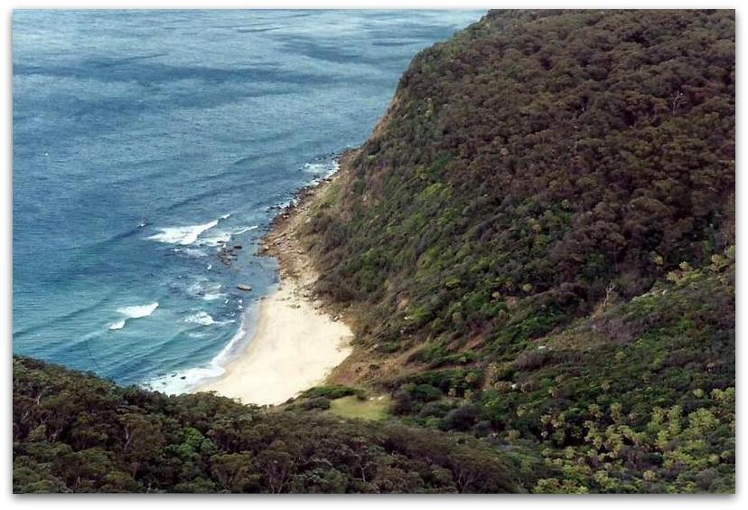 מפרץ - טרק - טיול לאוסטרליה