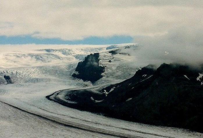 קרחון, איסלנד - יומן מסע - טיול אחרי צבא
