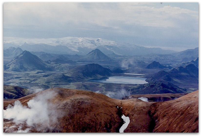 טרק - לנדמנלאוגר - איסלנד