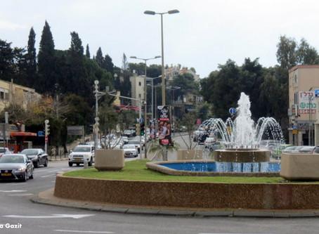 שביל חיפה | מקטע 12: שמבור בואכה כרמליה