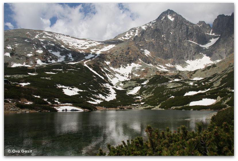 אגם אלפיני - הרי הטטרה  - טרק - סלובקיה