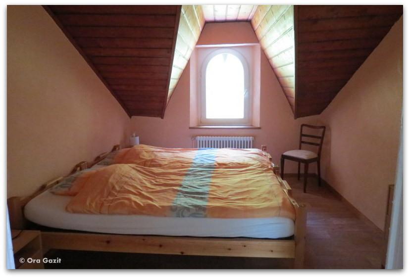 חדר באכסניה