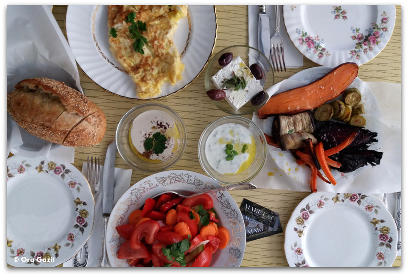 ארוחת בוקר - תלפיות - מסעדות בחיפה