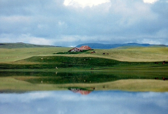 בית ואגם, איסלנד - יומן מסע - טיול אחרי צבא