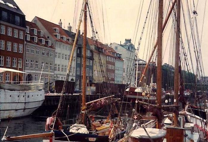 קופנהגן - יומן מסע - טיול אחרי צבא