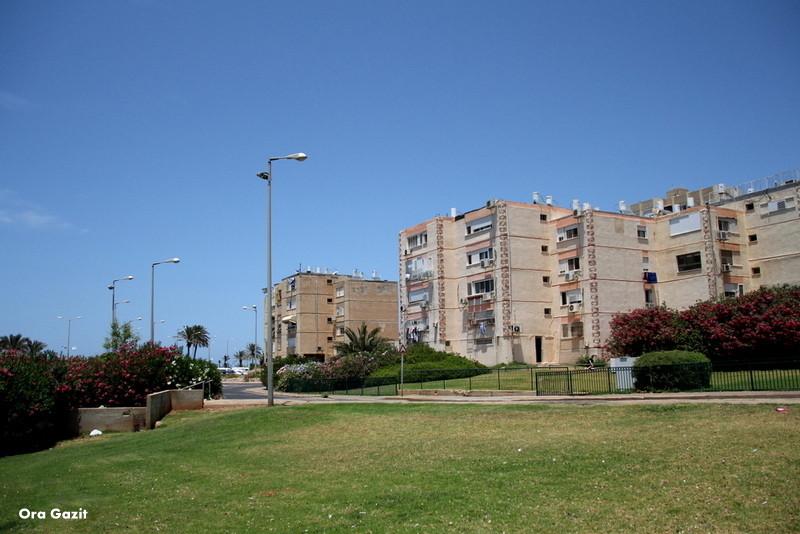 מדשאה ובתים - שער עליה - נחל לטם - שביל חיפה - טרק - טיול בחיפה