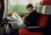 אשה ברכבת, נורבגיה - יומן מסע - טיול אחרי צבא