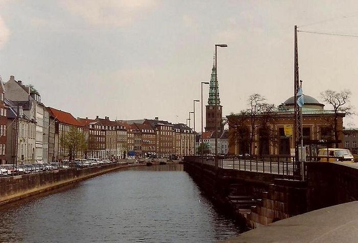 תעלת מים, קופנהגן - יומן מסע - טיול אחרי צבא