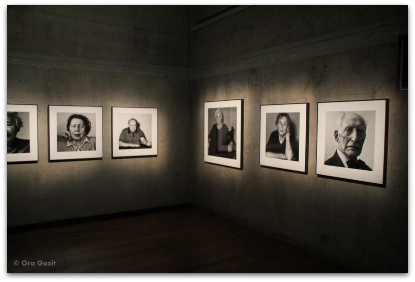 תמונות בתערוכת עדים - תערוכת צילום - שטוקהולם